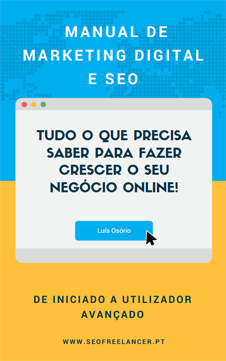 Manual de Marketing Online e SEO